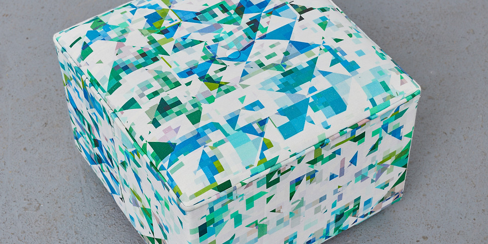 The Cube - Upholstery course