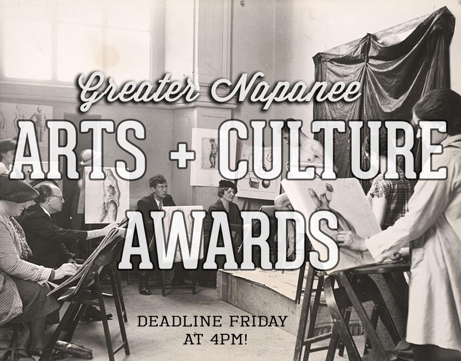 napanee art awards downtown
