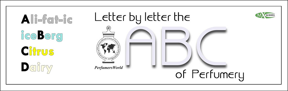 A-D: Letter by letter with the ABC of Perfumery System.