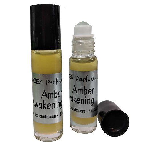 AMBER AWAKENING Perfume Oil