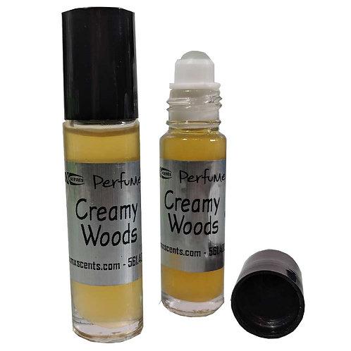CREAMY WOODS Perfume Oil