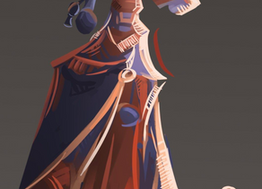 Journey into Night: Character Profile   The Pioneer