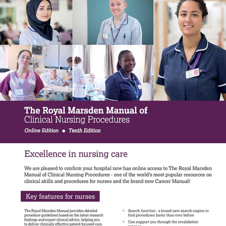 The Royal Marsden 10th Edition