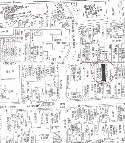 コマツエステート推奨の金沢市神宮寺3丁目建築条件無しの売り土地です