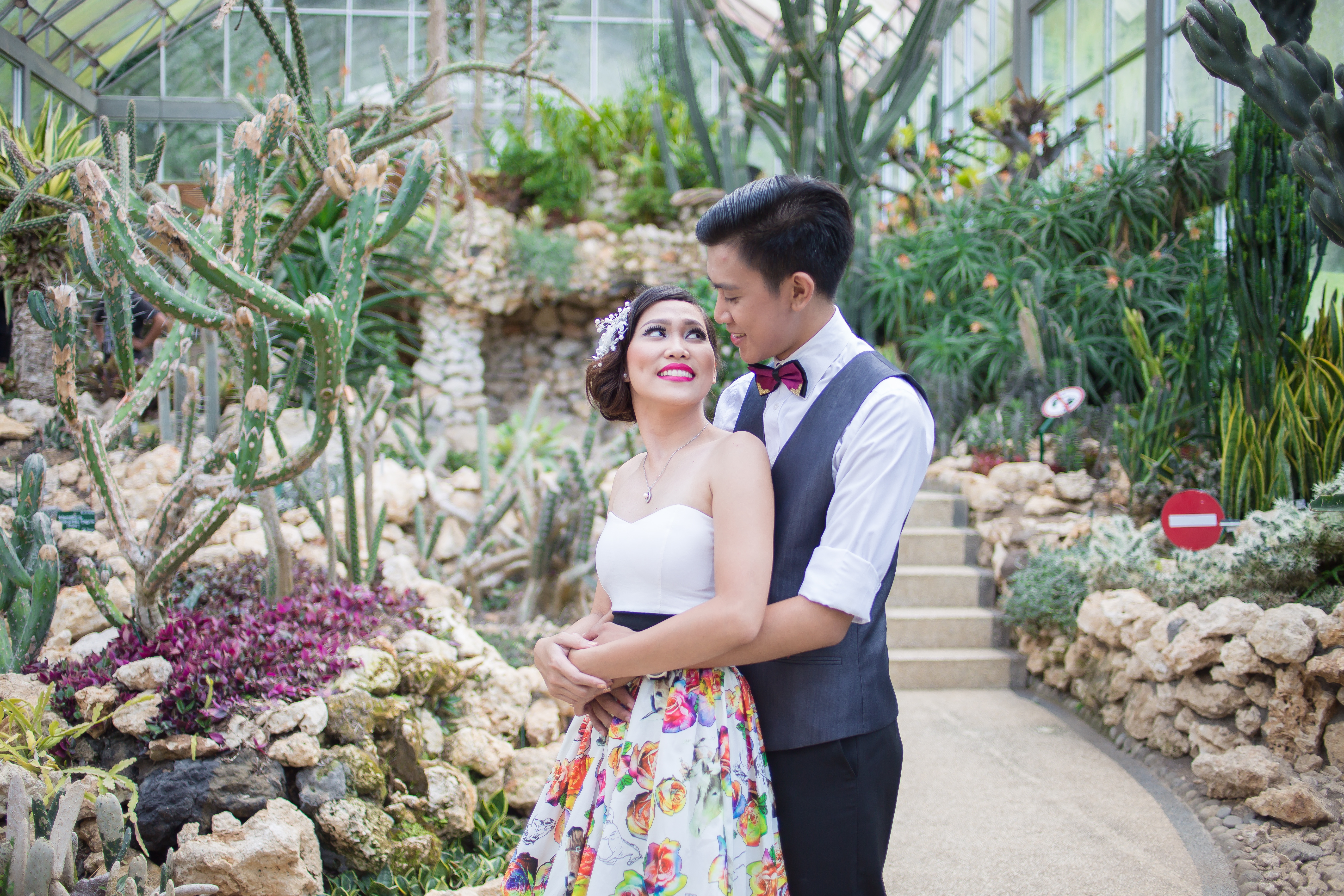 Romantic Bali Pre-Wedding Photo