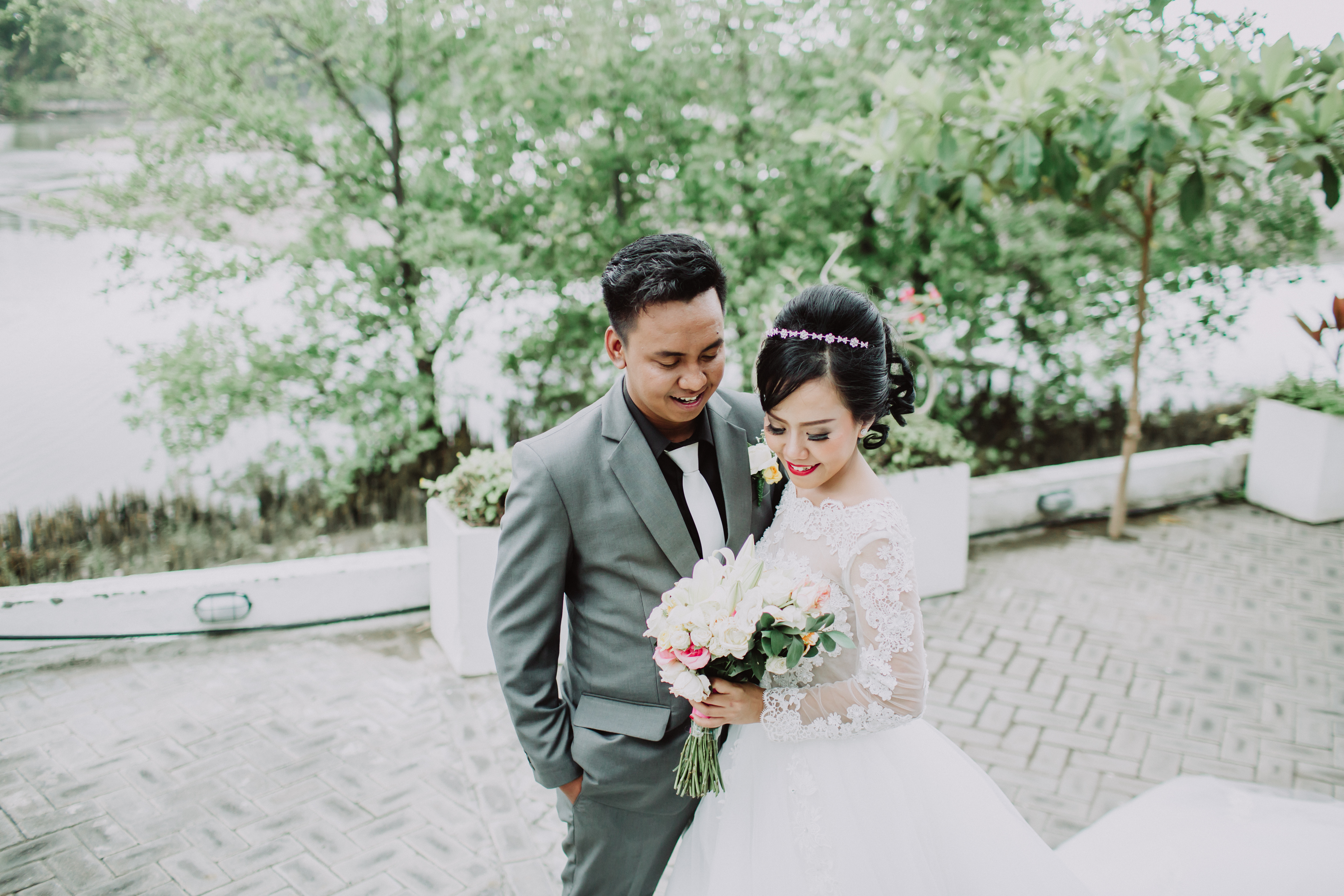 Glamour Bali Wedding Photography