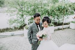 Glamour Bali Wedding Photography
