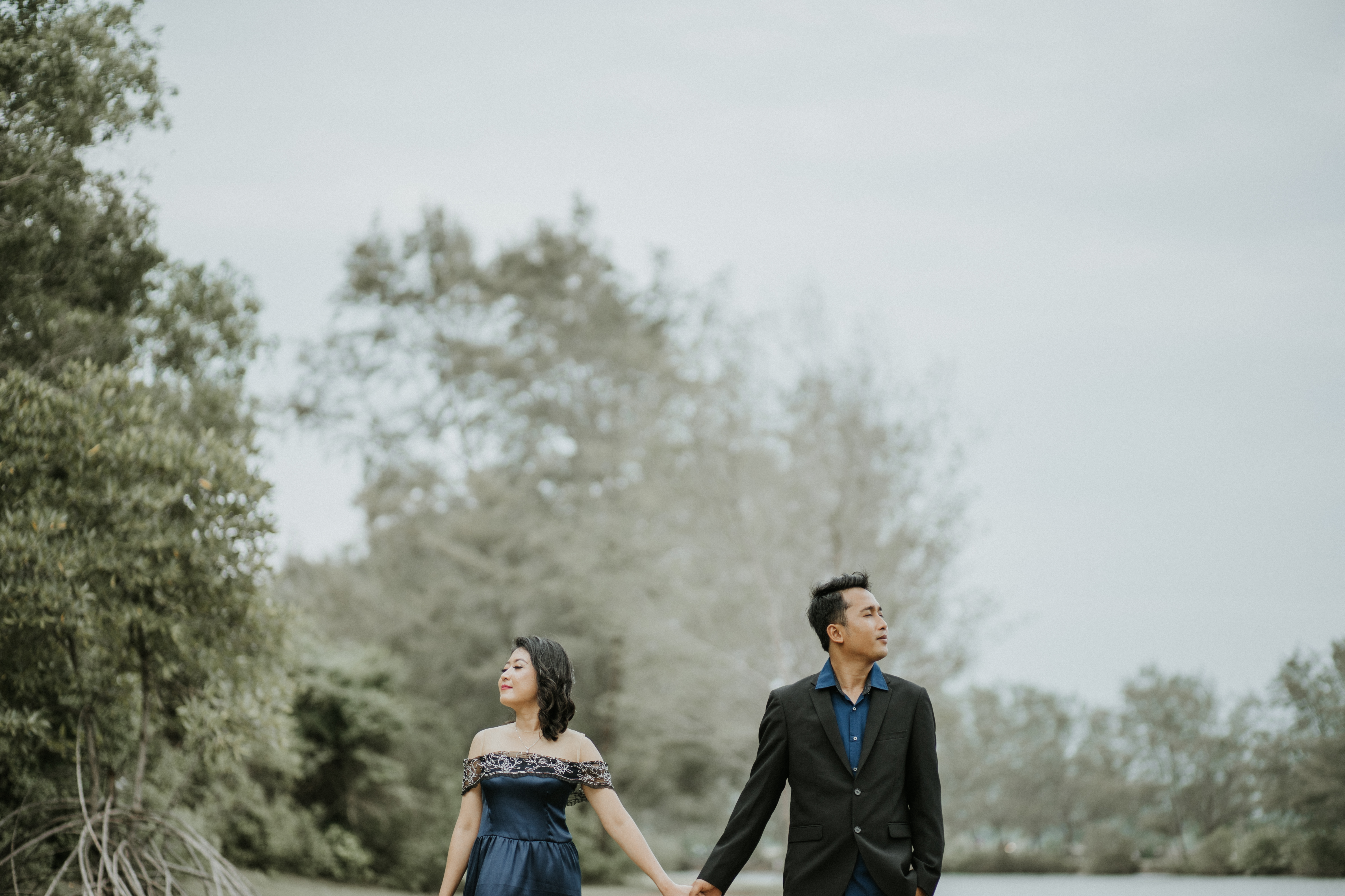Bali Outdoor Pre-Wedding