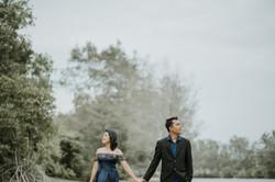 Bali Outdoor Pre-Wedding