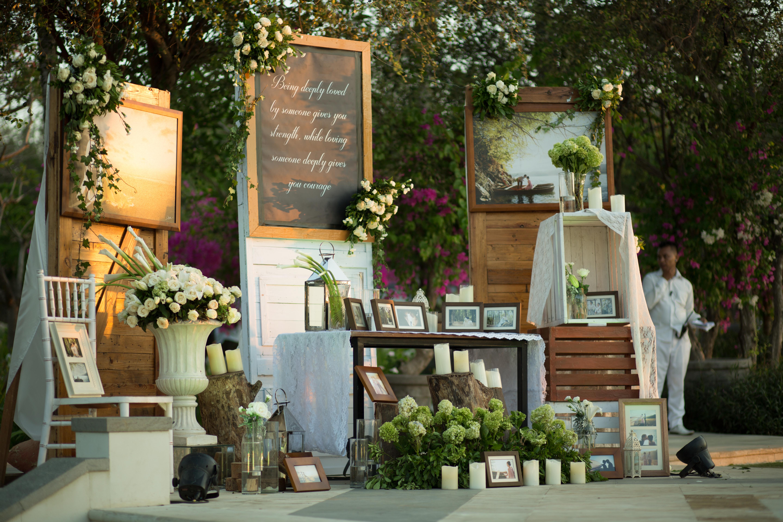 Venue Property Bali Wedding Photo