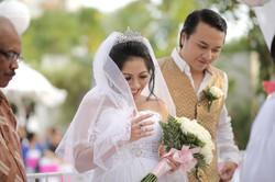 Happy Moment Bali Wedding Photo
