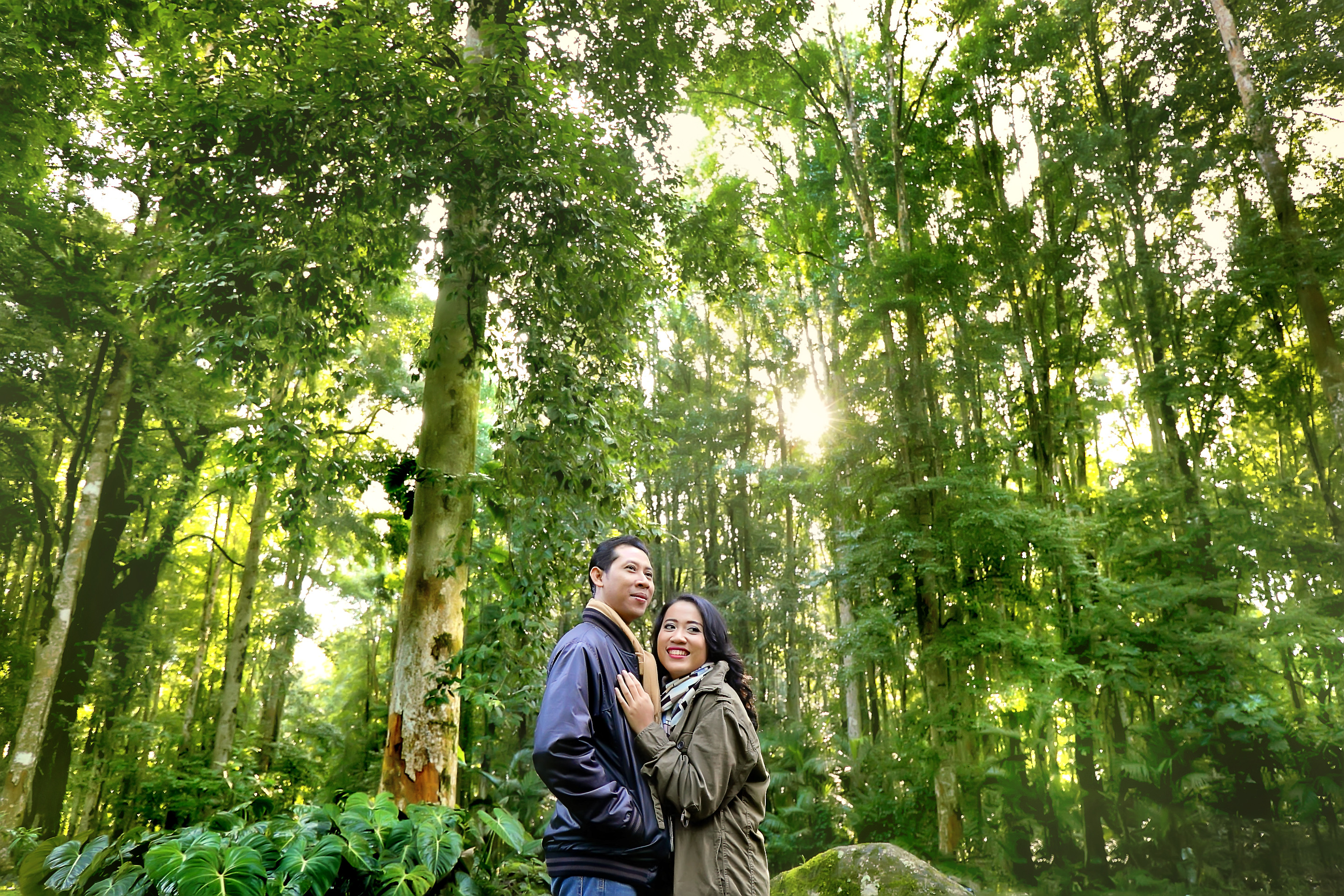 Jungle Bali Pre-Wedding