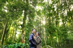 Jungle Bali Pre-Wedding