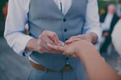 Wedding Ring Moment Bali Photo