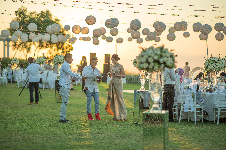 Garden Bali Wedding Photography