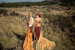 Glamour Traditional Bali Pre-Wedding