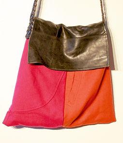 Miniskirts bacame a bag