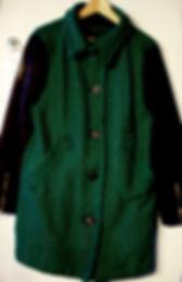 Woolcarpet became a coat