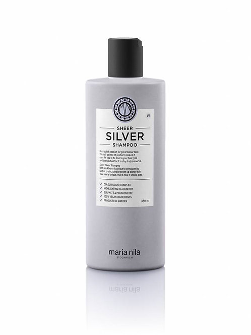 SHEER SILVER SHAMPOO 350 ml
