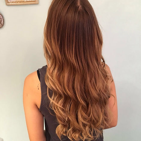 Balayage Friseur Hair Lounge Mainz