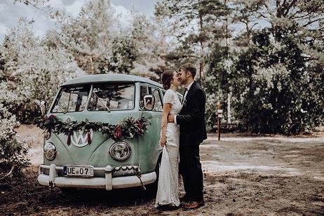 Nina Witte Foto Vintage Hochzeit