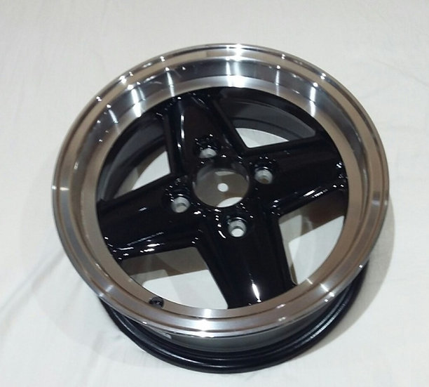 "5"" Revolution 4 Spoke wheel (single)"
