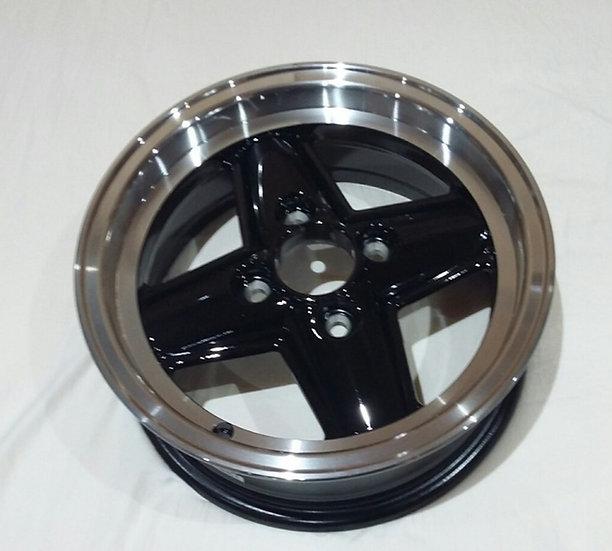 """5"""" Revolution 4 Spoke wheel (single)"""