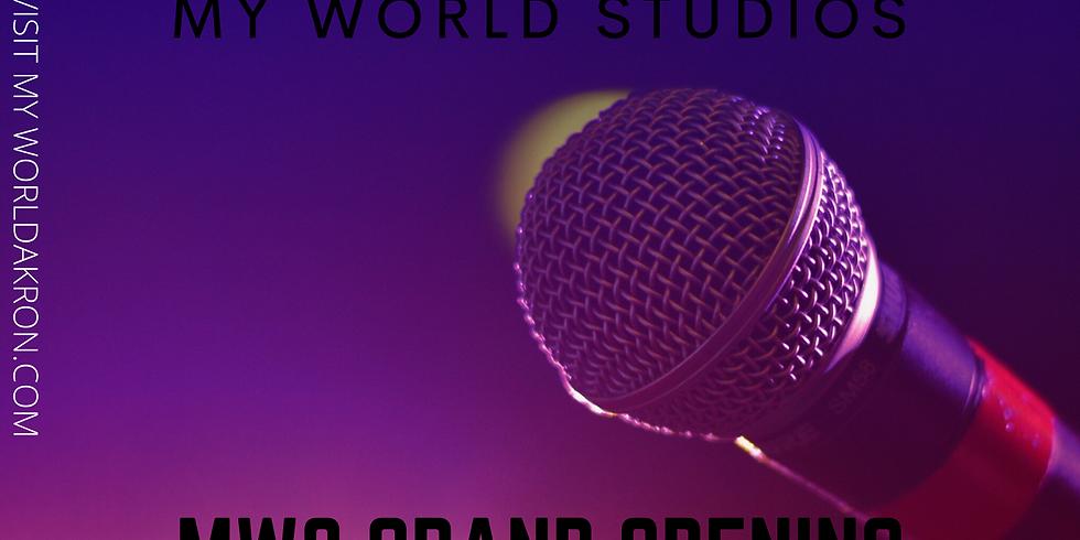 MY WORLD 2 GRAND OPENING 90'S RNB SHOWCASE