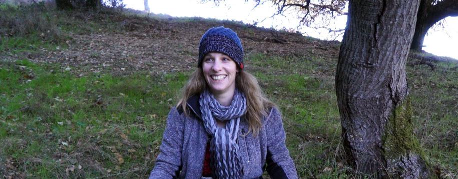 Melanie at Indian Valley