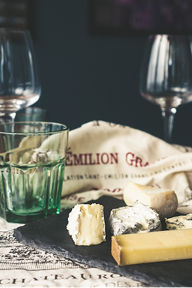 Voucher Wine and Cheese experience