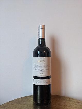 Blaye Côtes de Bordeaux- Château Ferthis - 2016