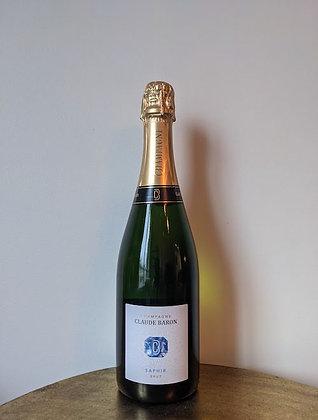 Champagne Brut Saphir - D. Baron