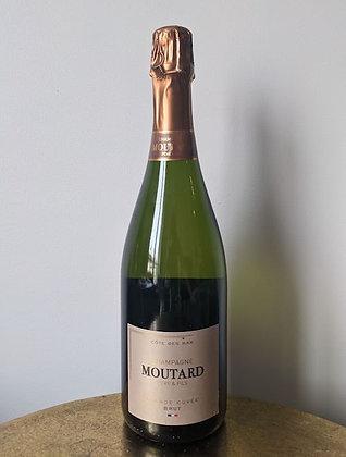 Champagne brut Grande cuvée - D. Moutard