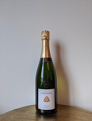 "Champagne cuvée ""Topaze"" Vintage 2010 - C. Baron"