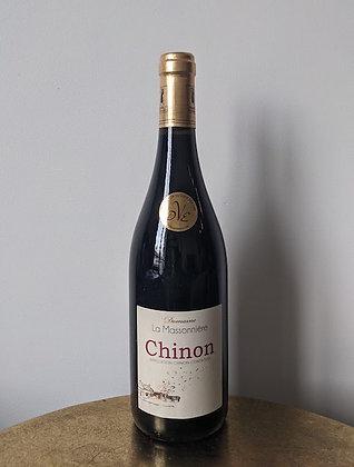 Chinon - Domaine de la Massonière - 2018