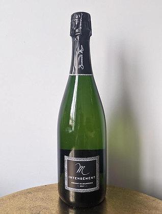 """Crémant de Bourgogne Brut """"Intensément"""" - Domaine Millet - 2018"""