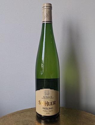 Riesling Vieilles vignes - D. Sohler - 2018
