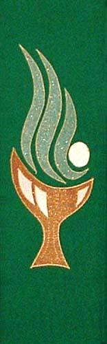 chasuble - chalice
