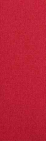 plain red chasuble