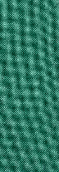 Plain green stole