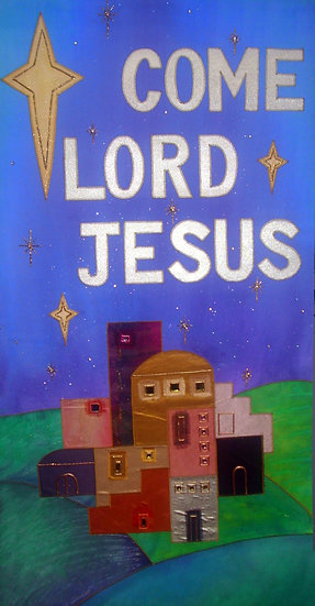 lord jesus banner