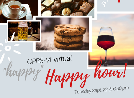 "September ""happy"" happy hour!"