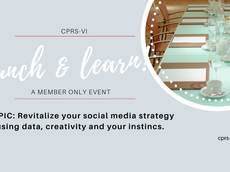 Members-only Lunch & Learn