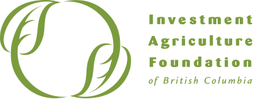 Investment Agriculture Foundation of BC, Manager, Communications & Stakeholder Relations