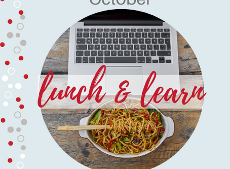 October Lunch & Learn: Nailing Key Messages