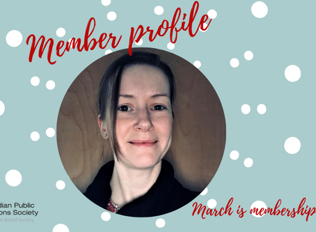 Member Profile: Zoe Gray