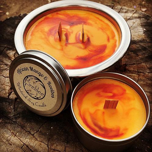 """Firelilee """"Bohemian"""" Range Woodwick Candles"""