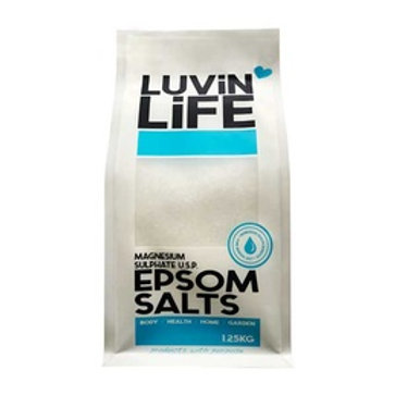 Epson Salts 1.25kg