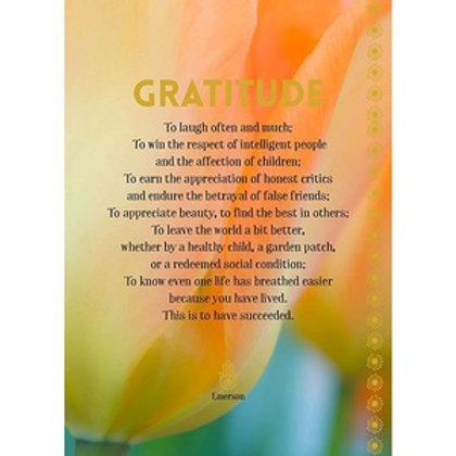 Greeting Card - Gratitude