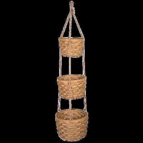 Tier Hanging Baskets